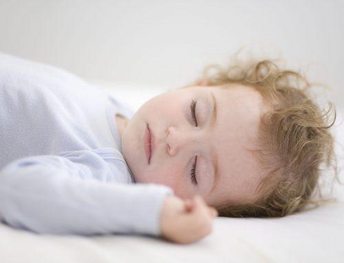 Το παιδί μου έχει πρόβλημα στον ύπνο
